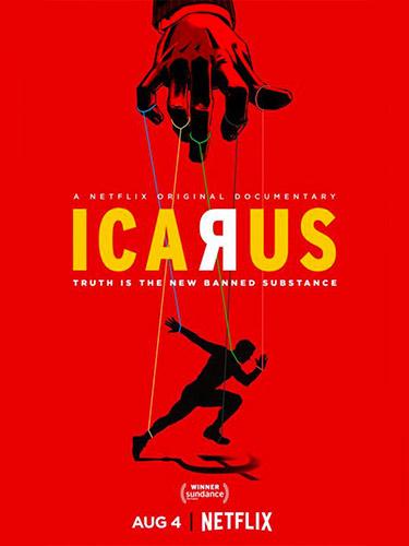 "Addiction  - Documentaire / ""Icarus""  de Bryan Fogel"