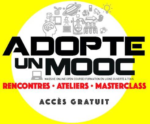 Addiction Toutes les addictions - Journée Adopte un Mooc a la cité des sciences