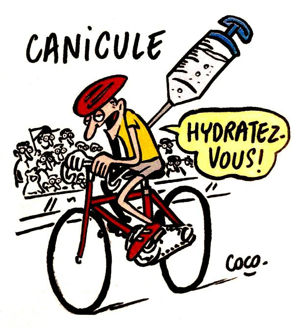 Addiction Autres drogues - DROGUES / CANICULE : Attention à l'usage de certaines drogues