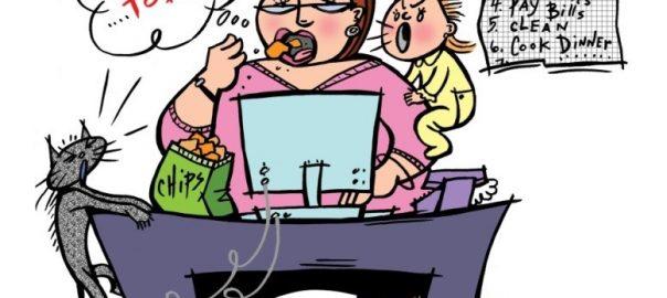 ADDICTIONS COMPORTEMENTALES / L'alimentation émotionnelle et l'addiction à l'alimentation : le chaînon manquant entre détresse psychologique et prise de poids