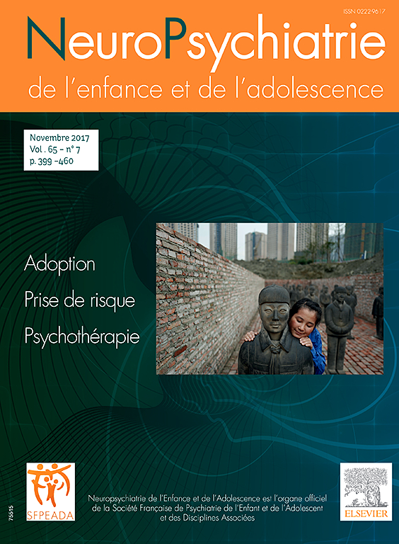 Addiction Autres addictions comportementales - Un groupe thérapeutique parents–enfants à destination des troubles précoces du comportement alimentaire