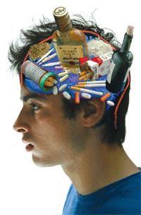 Addiction  - La partie antérieure de l'insula joue un rôle clé dans la régulation des processus de prise de décision associés aux addictions