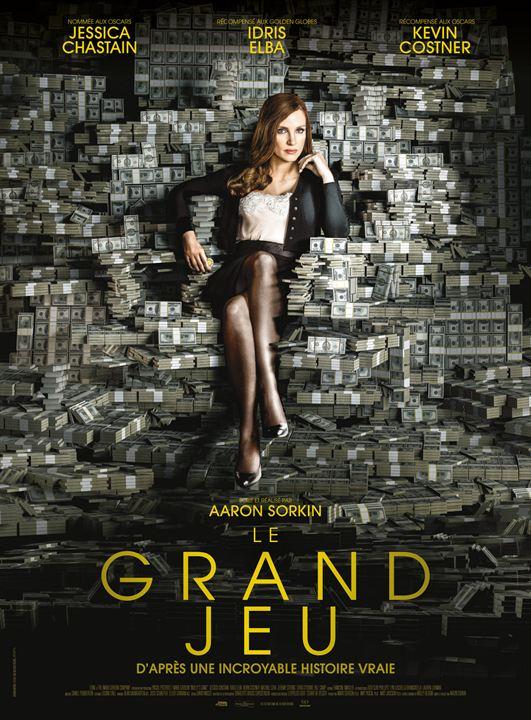"""Addiction  - Cinéma / """"Le grand jeu"""" de Aaron Sorkin"""