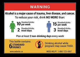 Addiction Alcool - « Nous avons le droit de savoir » .  Opinion des consommateurs sur le contenu, le design et l'acceptabilité des étiquettes des boissons alcoolisées