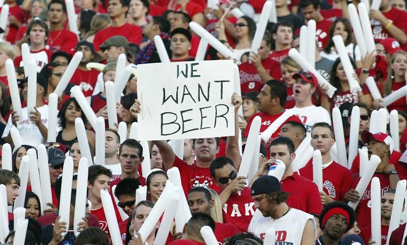 Addiction Alcool - L'alcool, mauvais public dans les stades sportifs