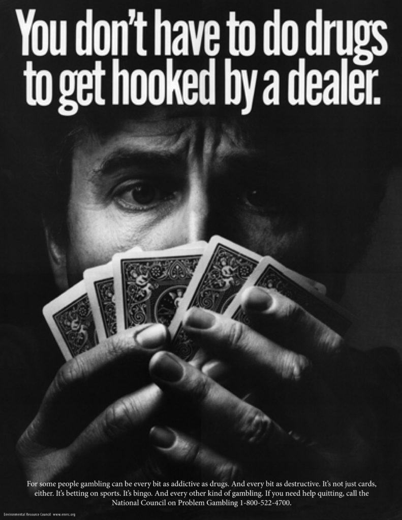 Addiction Jeux de hasard et d'argent - Dépendant au jeu : un problème lié à l'homme ou à la machine ?