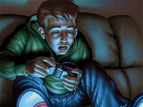 Addiction Autres addictions comportementales - Addiction aux jeux vidéo en ligne : étude comparative des outils de mesure en langue française
