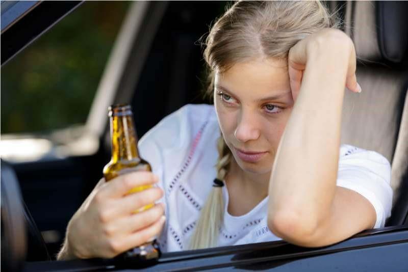 Addiction Alcool - Conduite en état d'alcoolisation : aussi l'affaire des femmes ?