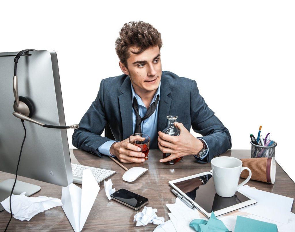 Addiction Alcool - Alcool et travail: aucun milieu professionnel épargné