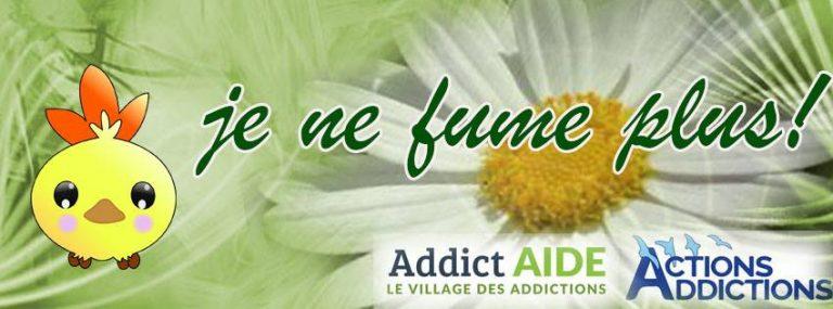 Addiction Tabac - L'ex-fumeuse, Françoise Gaudel fait un tabac avec son groupe Facebook JeNeFumePlus!