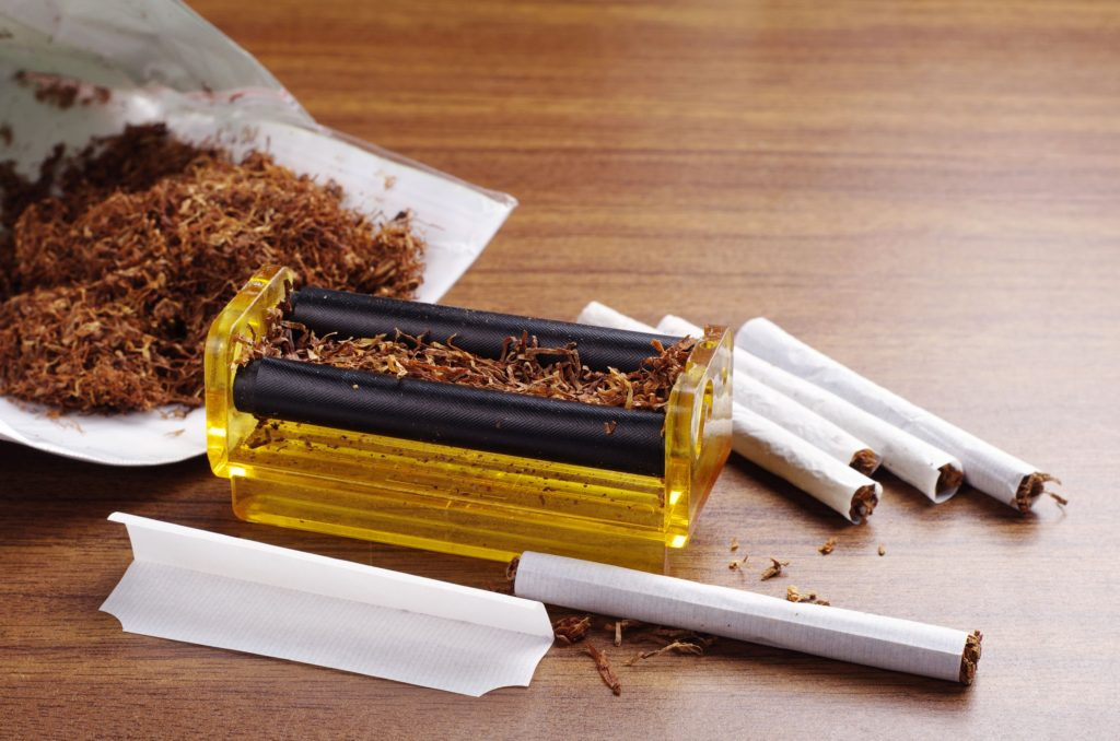 Addiction Tabac - Tabac à rouler, tabac à pipe et cigarettes manufacturées, même combat ?