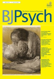 Addiction Alcool - Un nouvel essai (positif) du baclofène dans le maintien d'abstinence d'alcool : une publication du British Journal of Psychiatry.