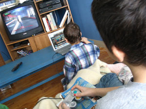 Complications de l'addiction aux jeux-vidéo