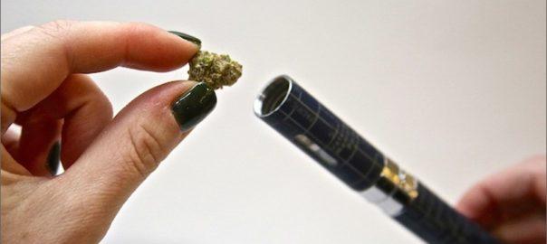 Cigarette électronique à la nicotine et vapotage de cannabis : Qui est la poule, qui est l'œuf ?