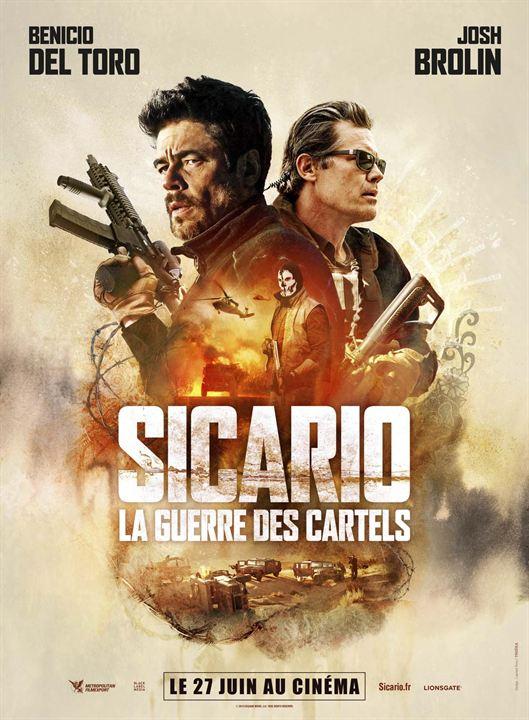 "Addiction  - Cinéma / ""Sicario La guerre des cartels"" Un film de Stefano Sollima"