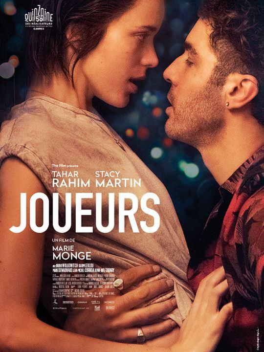 """Addiction  - Cinéma / """"Joueurs"""" Un film de Marie Monge"""