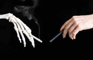 Les utilisateurs de e-cigarettes sont plus enclins à essayer d'arrêter