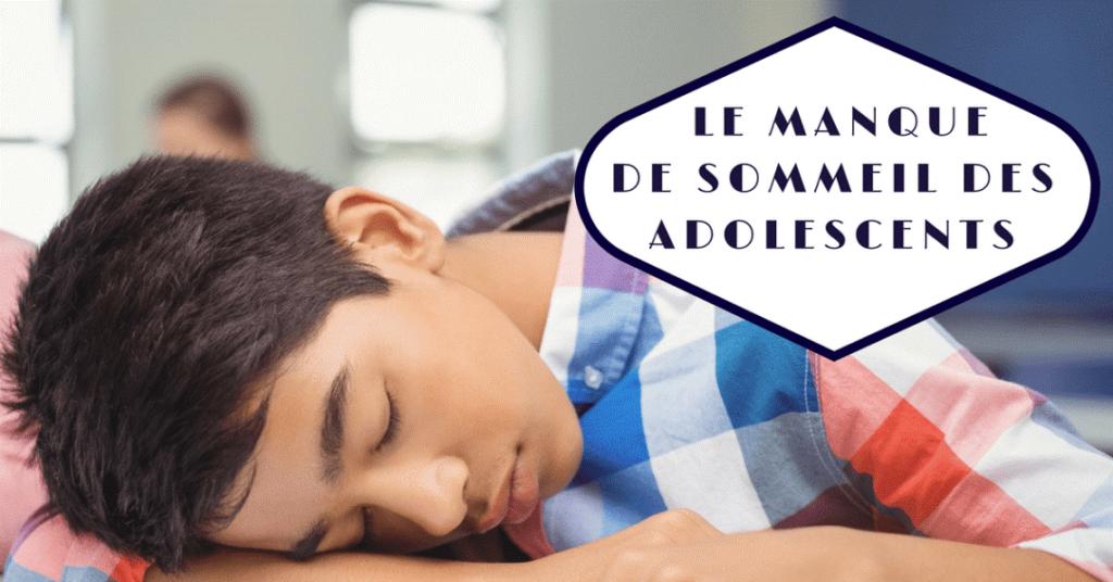 Addiction Toutes les addictions - L'altération du rythme veille-sommeil chez les adolescents augmente le risque d'addiction : oui, mais pourquoi ?