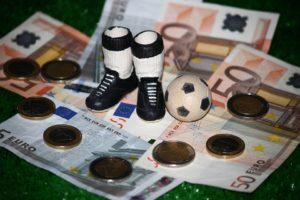 Plus haut montant pour les paris sportifs sur un trimestre
