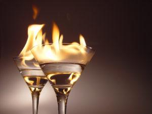 Témoignage alcool : Nuage rose