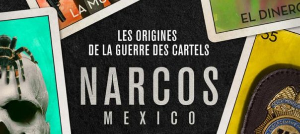 "Série Télévisée / ""Narcos : Mexico"" de Carlo Bernard et Doug Miro"