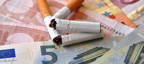 En quoi le tabac altère-t-il le goût ?