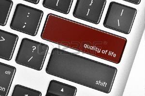 Addiction Autres addictions comportementales - L'utilisation excessive d'internet pourrait être synonymed'une baisse de qualité de vie