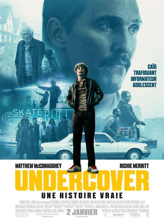 """Addiction Autres drogues - (cinéma) """"Undercover – Une histoire vraie""""  un film de Yann Demange"""