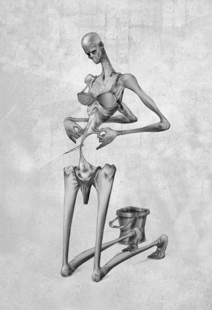 Addiction Trouble alimentaire - Anorexie : perte de poids, perte de soi ?