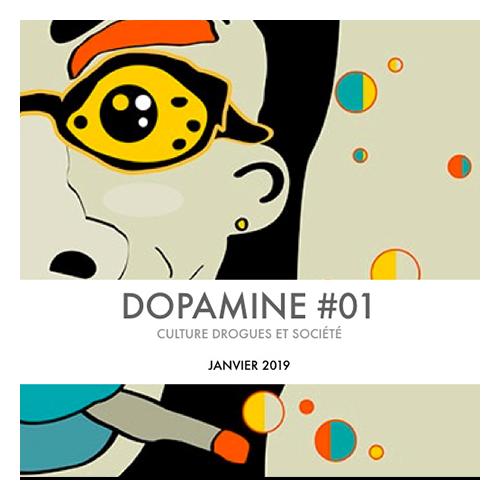 Addiction Toutes les addictions - Dopamine : une nouvelle revue pour traiter les addictions dans le domaine culture