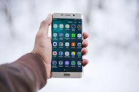 Le smartphone peut être