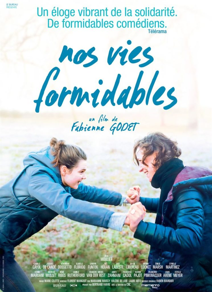 "Addiction  - ""Nos vies formidables"" Un film de Fabienne Godet"