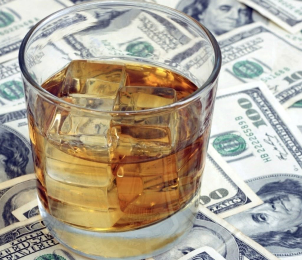Addiction Alcool - Alcool à petit prix, consommation maxi : étude chez des étudiants français et américains