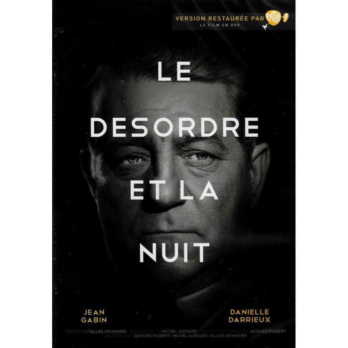 """Addiction Autres drogues - """"Le désordre et la nuit"""" Un film de Gilles Grangier"""