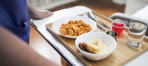 Manger à l'hôpital et en famille avec les adolescentes anorexiques : une lecture anthropologique du repas familial thérapeutique