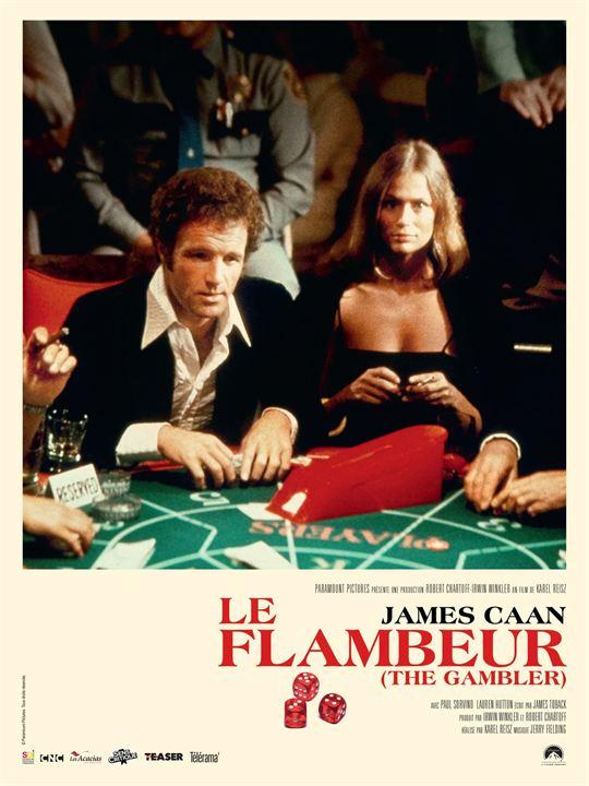"""Addiction Jeux de hasard et d'argent - """"Le flambeur"""" Un film de Karel Reisz"""