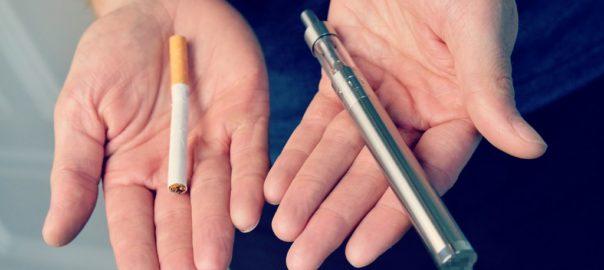 La cigarette électronique, nouvelle alliée dans le sevrage tabagique ?