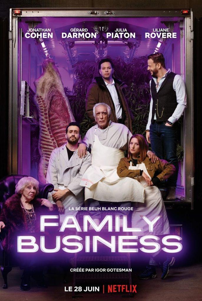 Addiction Cannabis - Family Business une sériée télévisée de Igor Gotesman
