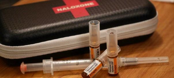 Disponibilité de la naloxone dans les pharmacies d'Alabama.