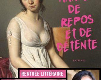 """""""Mon année de repos et de détente"""", un roman de Ottessa Moshfegh"""
