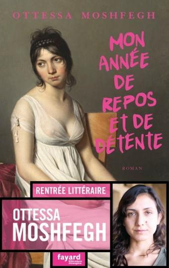 """Addiction Médicaments - """"Mon année de repos et de détente"""", un roman de Ottessa Moshfegh"""