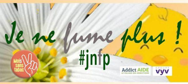 Addict'Aide et JeNeFumePlus! se mobilisent pour le Moi(s) Sans Tabac