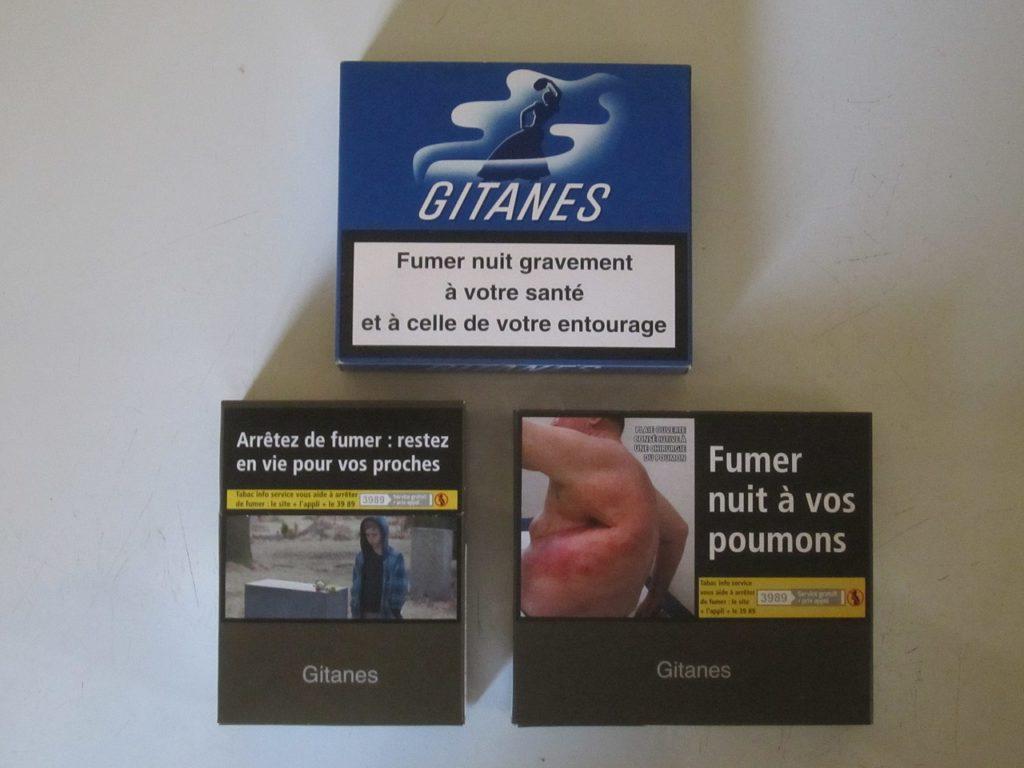 Addiction Tabac - Paquet neutre: différences dans les 5 principaux pays et propositions pour aller plus loin.