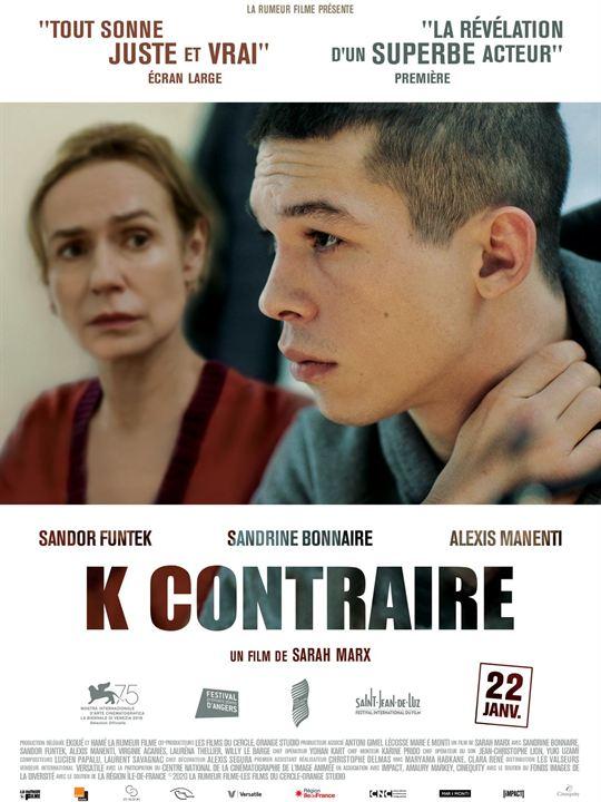 "Addiction Autres drogues - ""K contraire"" Un film de Sarah Marx"
