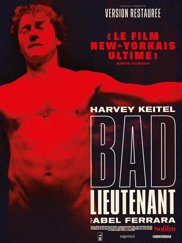 """Addiction Autres drogues - """"Bad Lieutenant"""" Un film de Abel Ferrara"""