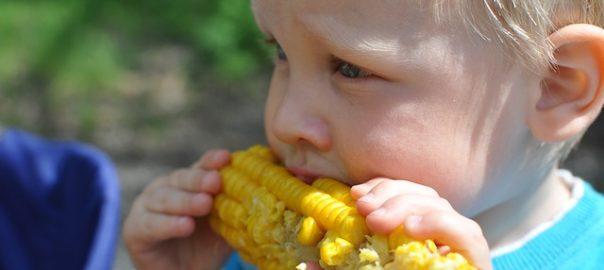 Les préoccupations alimentaires débutent dès l'âge de trois ans.
