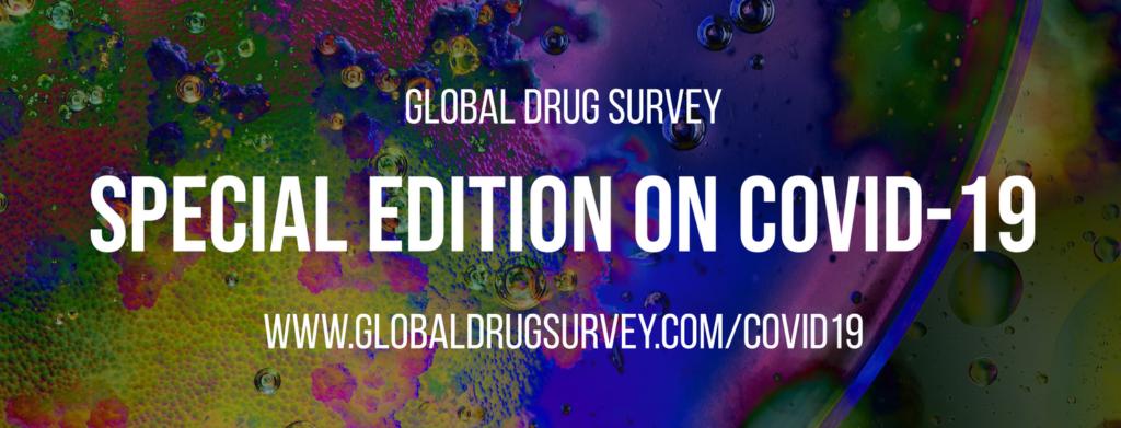 Addiction  - Enquête Global Drug Survey sur le Covid-19