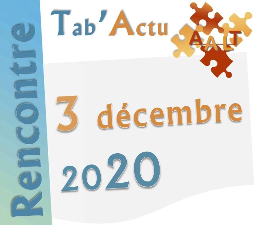 Addiction  - 11e Rencontre de l'AALT - Tab'Actu