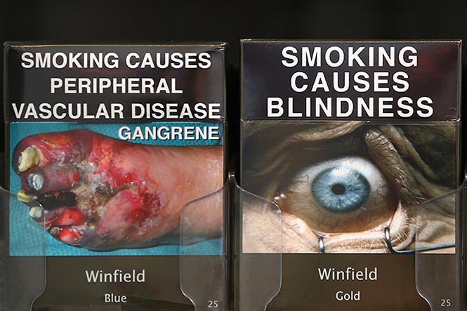 Addiction Tabac - L'OMC remporte la bataille du paquet neutre contre le lobby du tabac