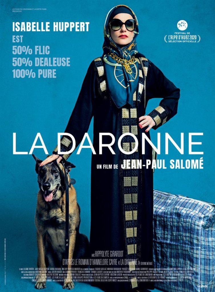 """Addiction  - """"La daronne"""", un film de Jean-Paul Salomé adapté du roman de Hannelore Cayre"""